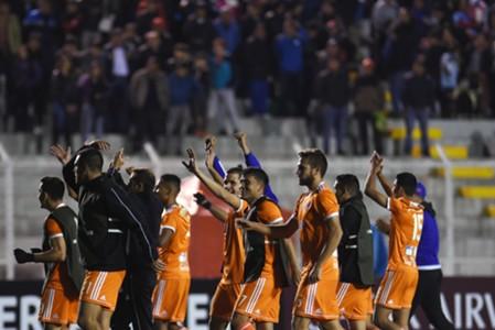 AFP La Guaira Copa Libertadores 2019