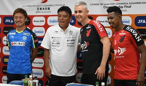 Shonan x Athletico - Copa Levain