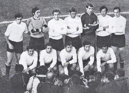 Estudiantes Libertadores 1970