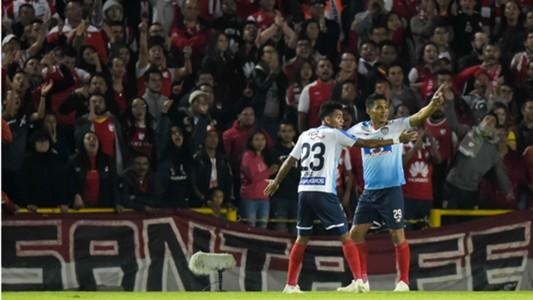 AFP Independiente Santa Fe Copa CONMEBOL Sudamericana 07112018