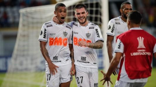 Atlético-MG Alerrandro Zamora Copa Libertadores 2019
