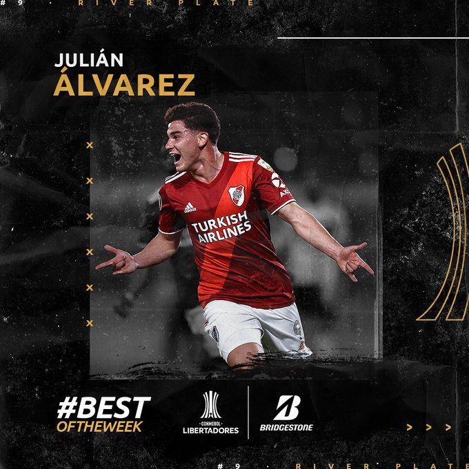 Julian Alvarez best