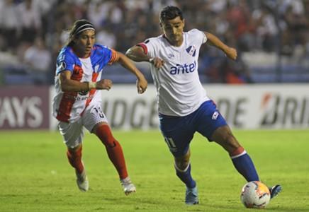Nacional x Estudiantes - Libertadores