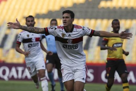 Pedro - Flamengo - Libertadores