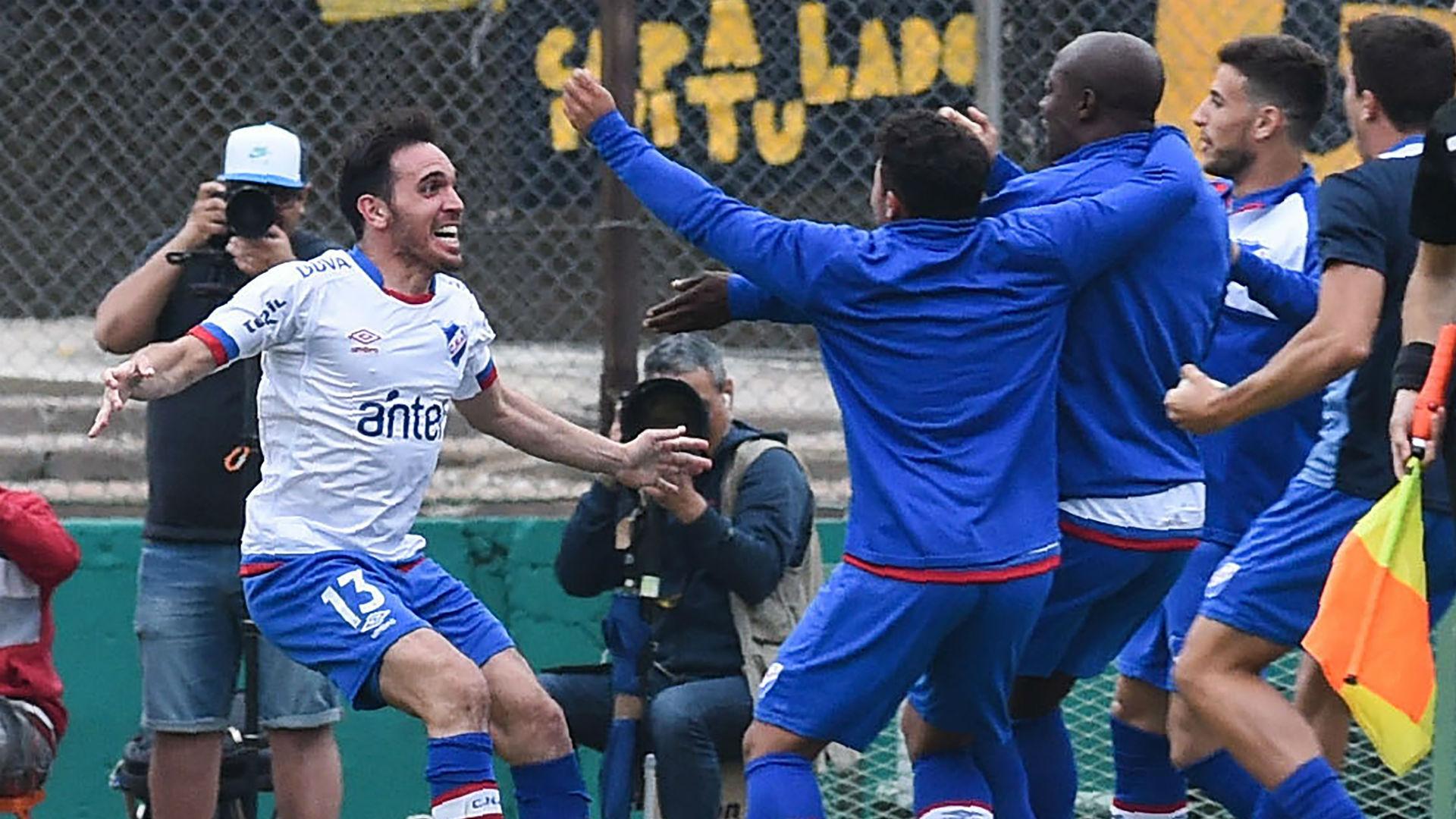 AFP Nacional de Montevideo Copa Libertadores 2019