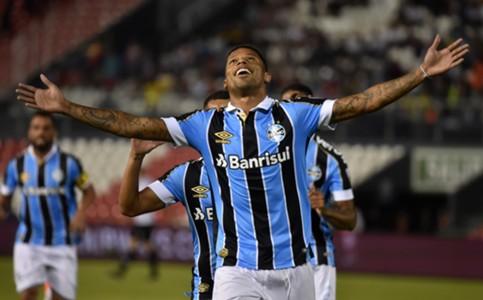 André do Grêmio x Libertad