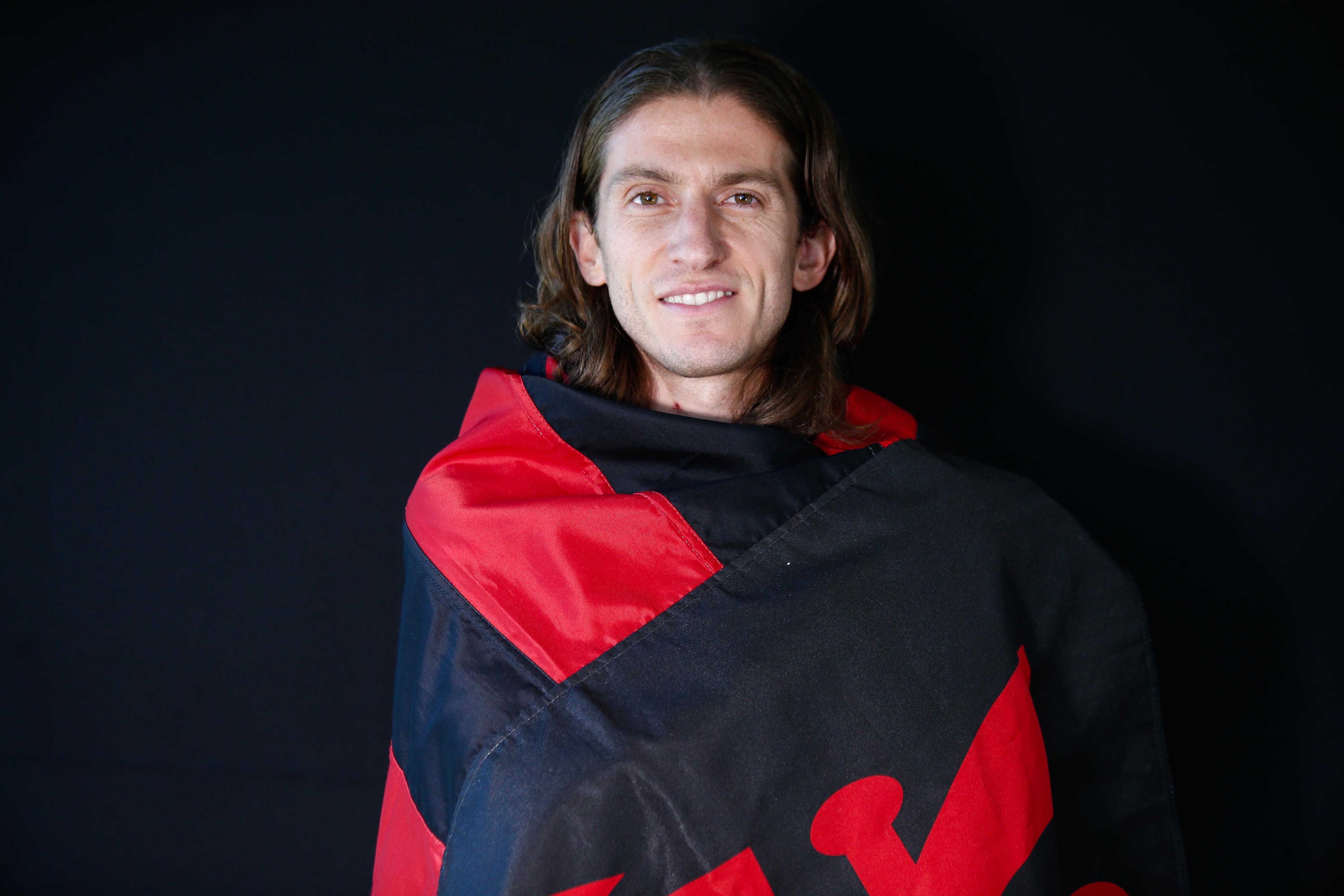 Filipe Luís - Flamengo