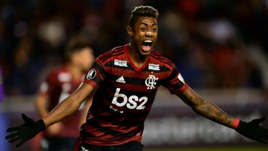 AFP LDU Flamengo Bruno Henrique Copa Libertadores