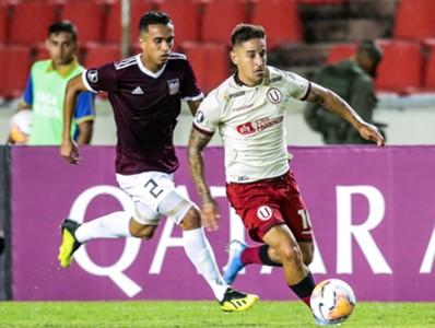 Alejandro Hohberg Universitario CONMEBOL Libertadores