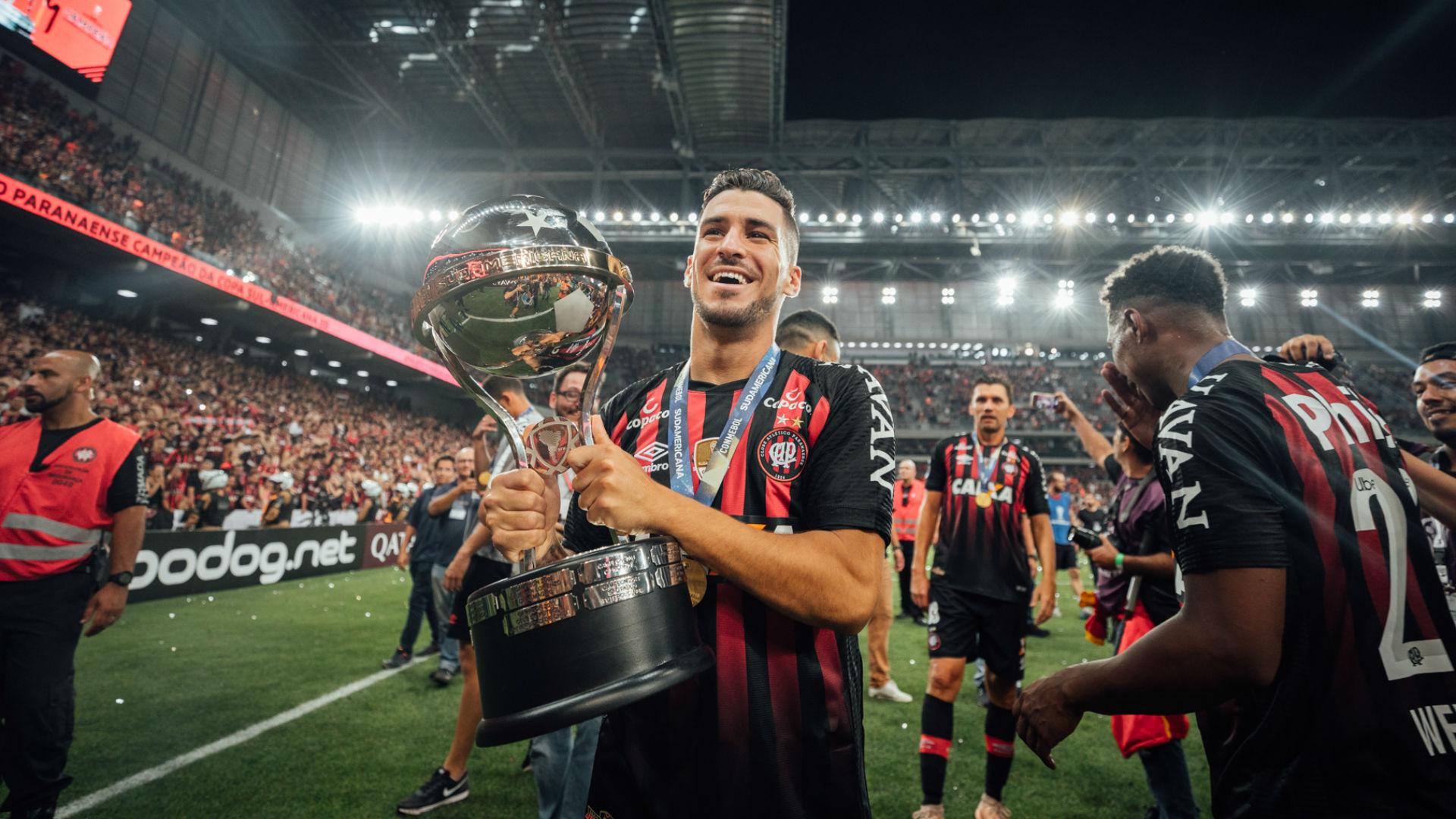 Athletico Paranaense Copa Libertadores 2019