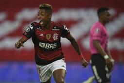 AFP Bruno Henrique Flamengo Independiente del Valle Libertadores 2020
