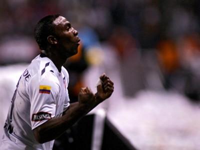 Guerrón - Libertadores 2008 - LDU