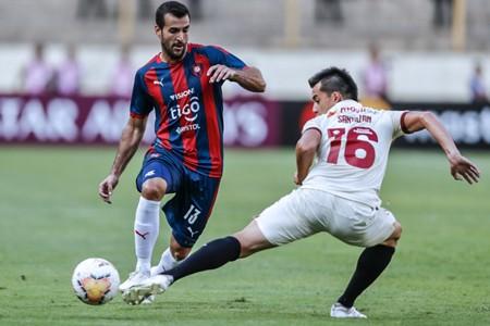 Universitario - Cerro Porteño ida Fase 2 CONMEBOL Libertadores