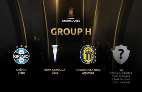 Group H teams