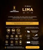 Normais de segurança - final Libertadores