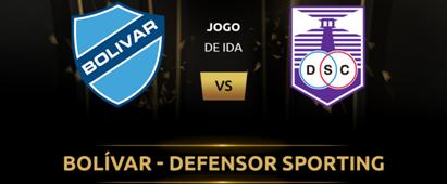 Bolivar Defensor Libertadores 2019