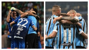 AFP Gremio Atletico Tucuman Collage
