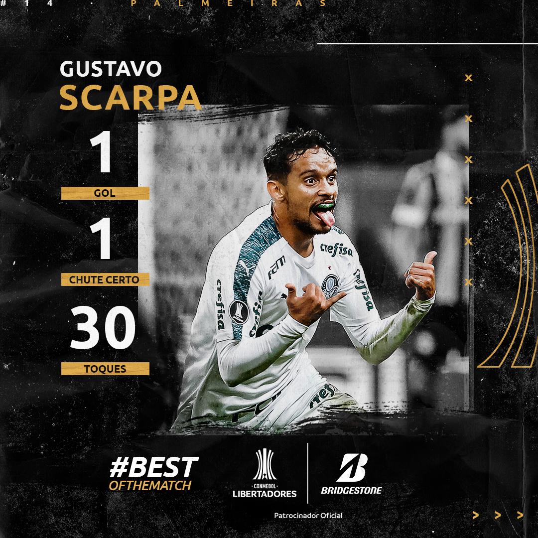 Gustavo Scarpa - #Best