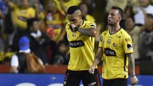 AFP Damián Díaz Copa Libertadores