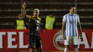 The Strongest 2-0 Atlético Tucumán