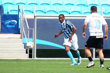 Tarciso, ex-atacante do Grêmio