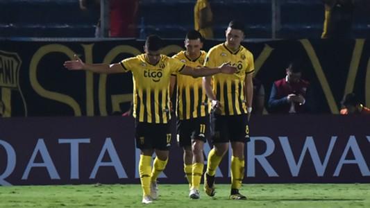 Guaraní 2-1 Palestino