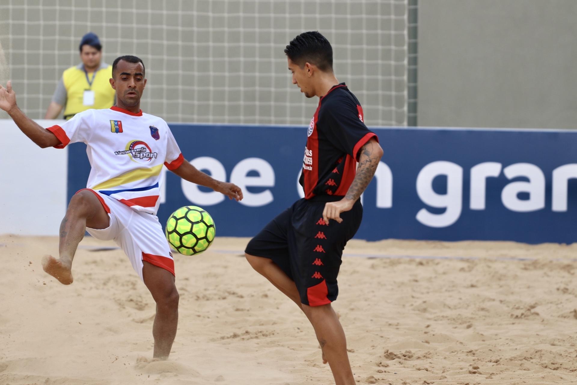 AFP Vitória Monagas Libertadores Beach Soccer