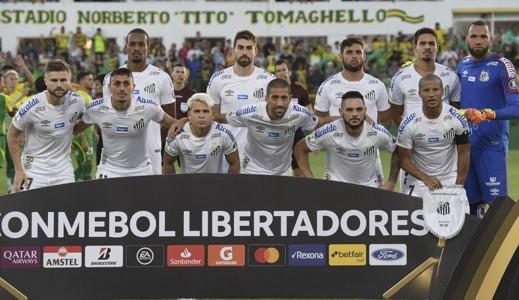 AFP Santos Libertadores 2020