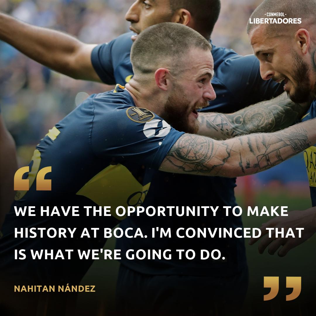 Nahitan Nandez Libertadores final