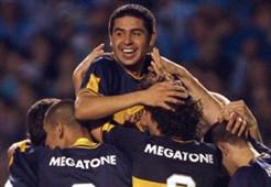 Riquelme Copa Libertadores 2007