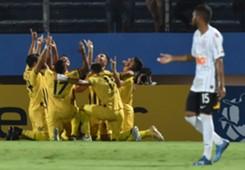 Guaraní Corinthians Copa Libertadores