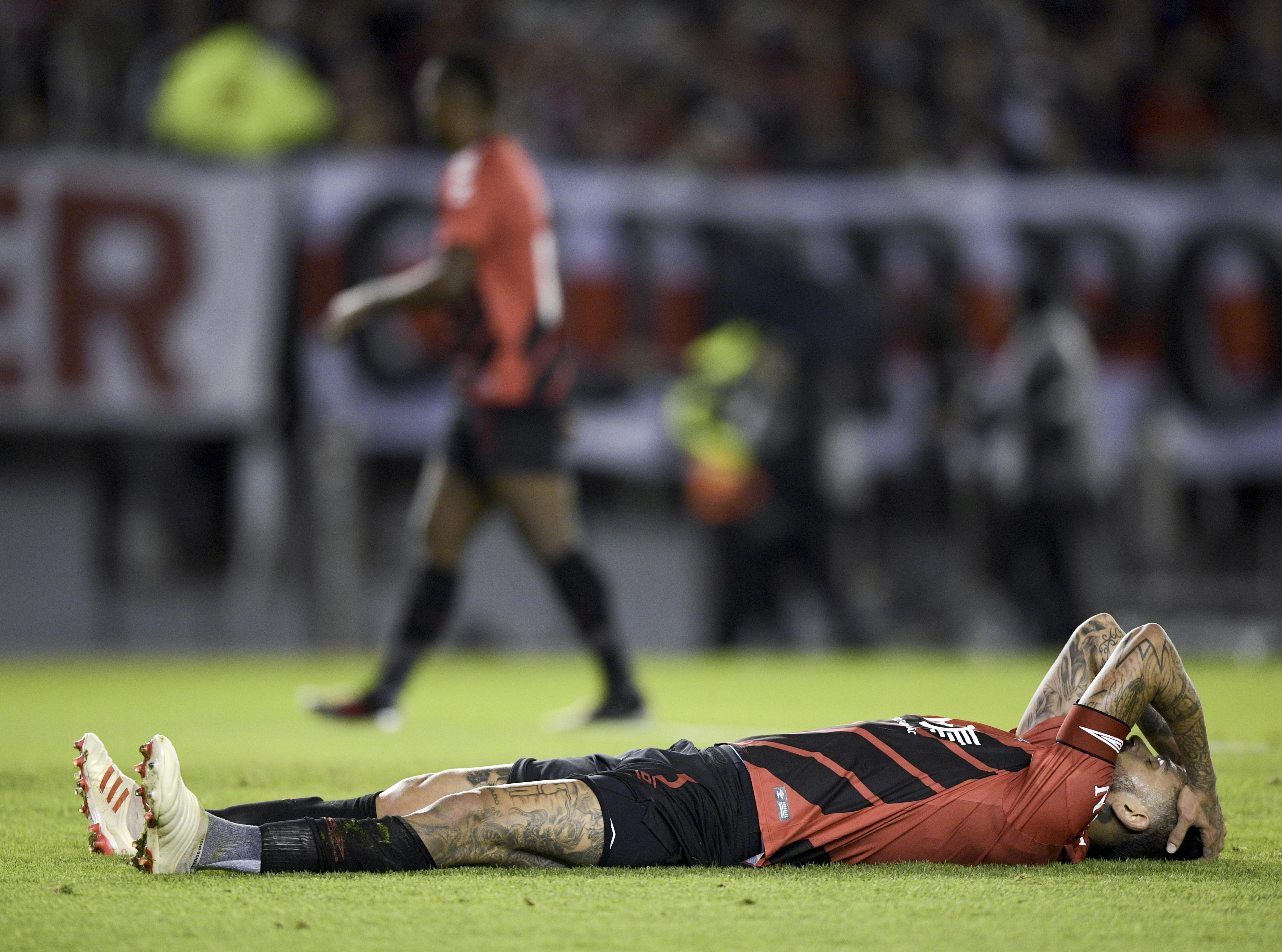 River Plate x Athletico Paranaense