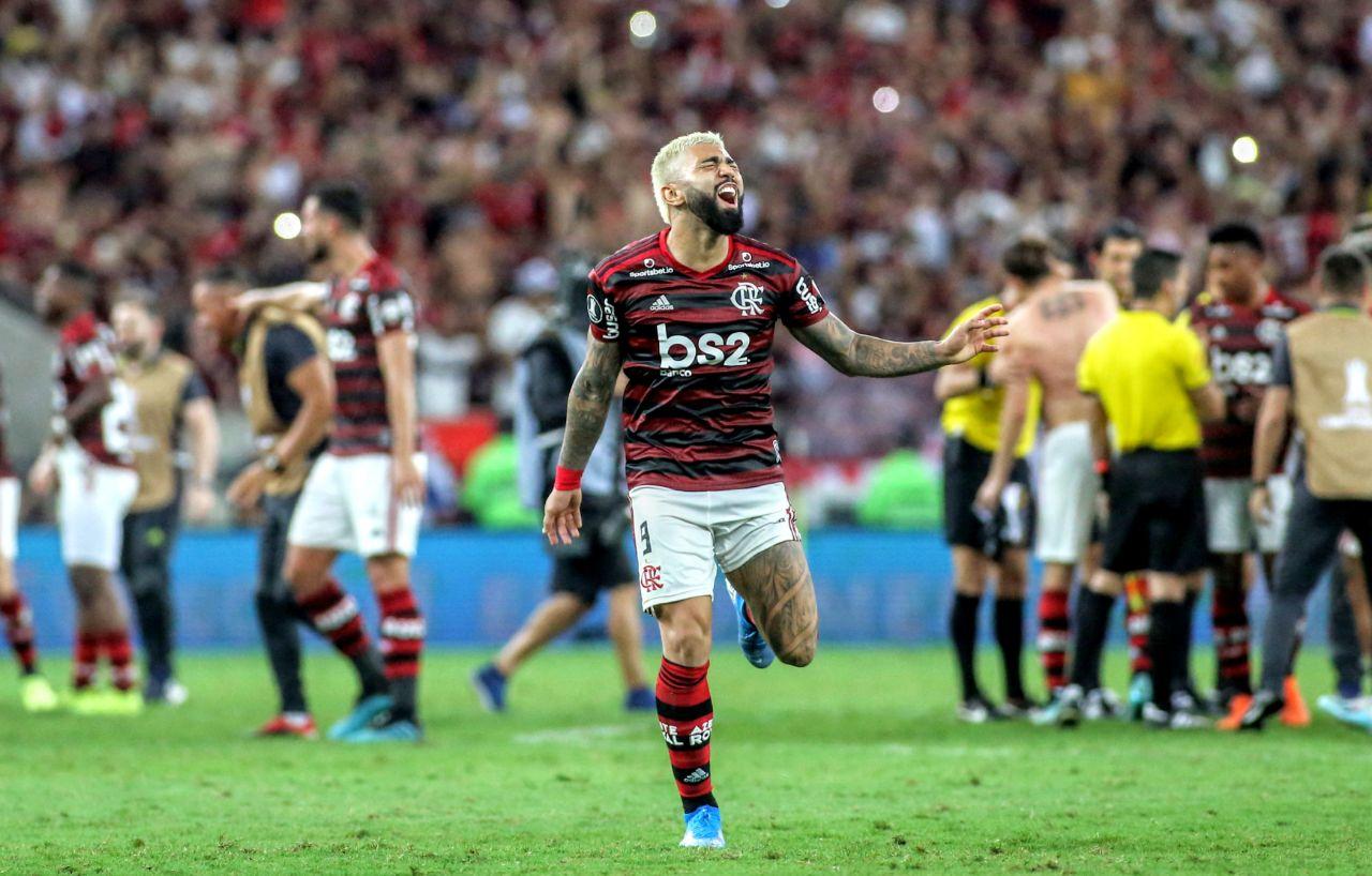 Gabriel - Flamengo - Libertadores