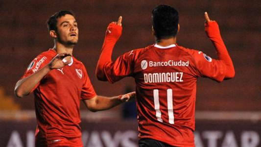 AFP Cecilio Domínguez Copa Sudamericana 2019