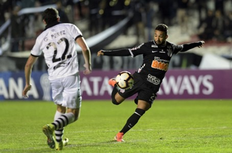 AFP Wanderers Corinthians Copa Sul-Americana 2019