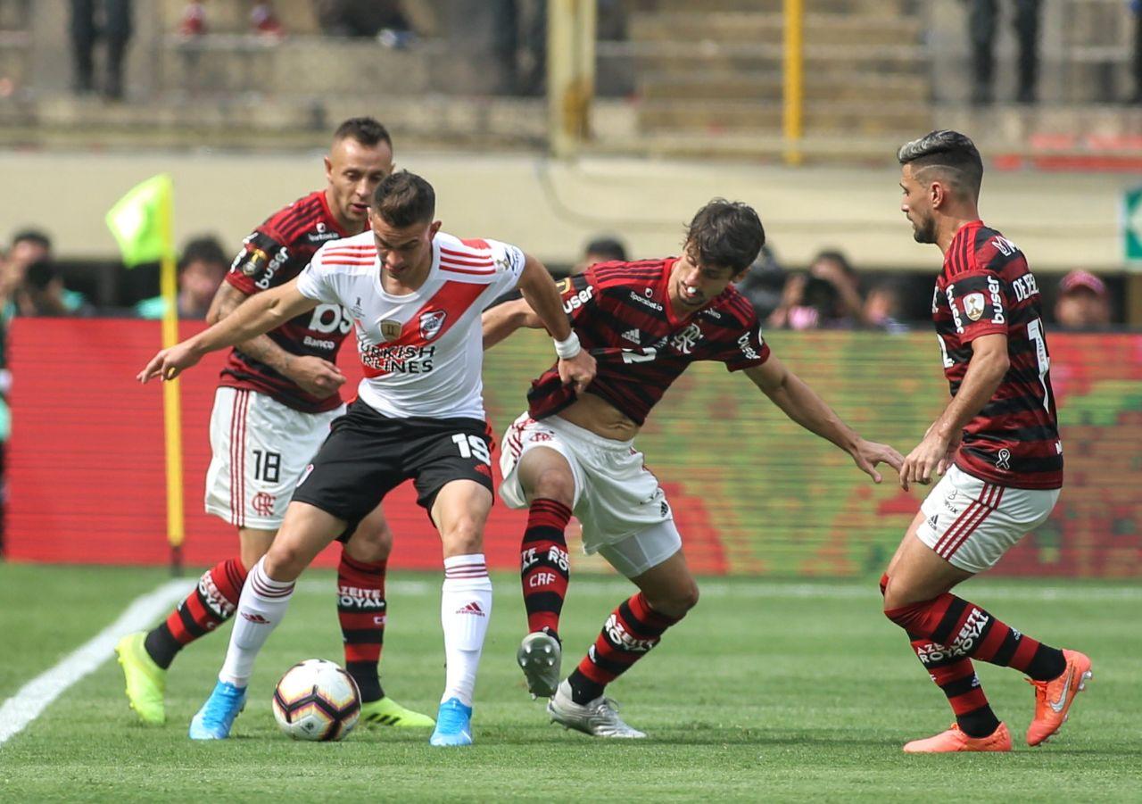 Flamengo River Plate Final Libertadores