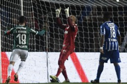 Godoy Cruz x Palmeiras - Libertadores