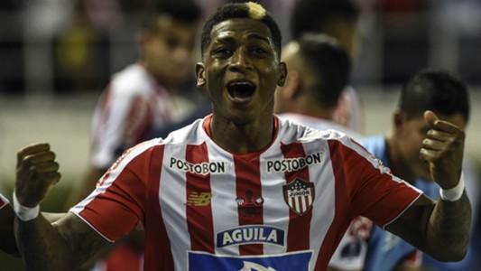 AFP Junior Barranquilla Atletico Paranaense Copa CONMEBOL Sudamericana 05122018 Yony Gonzalez