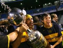Boca campeón 2007