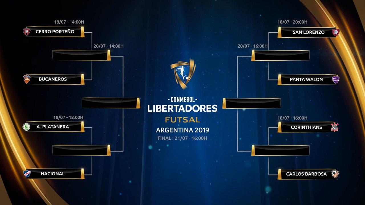 Libertadores de Futsal