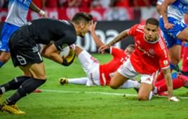 Internacional x Católica - Libertadores