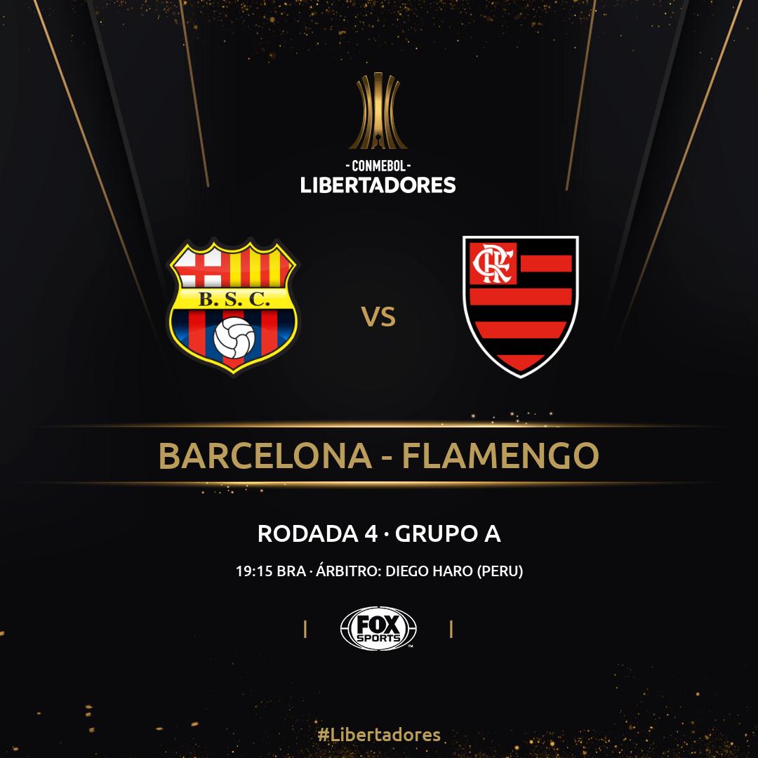 Barcelona-Flamengo