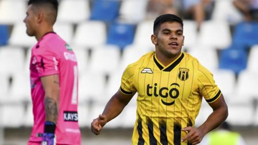 Rodney Redes AFP Libertadores