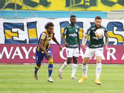 Delfín Palmeiras Libertadores 2020