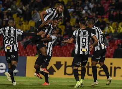 AFP Atlético-MG Sul-Americana 2019