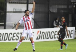 Classificação River Plate-URU contra o Atlético Grau