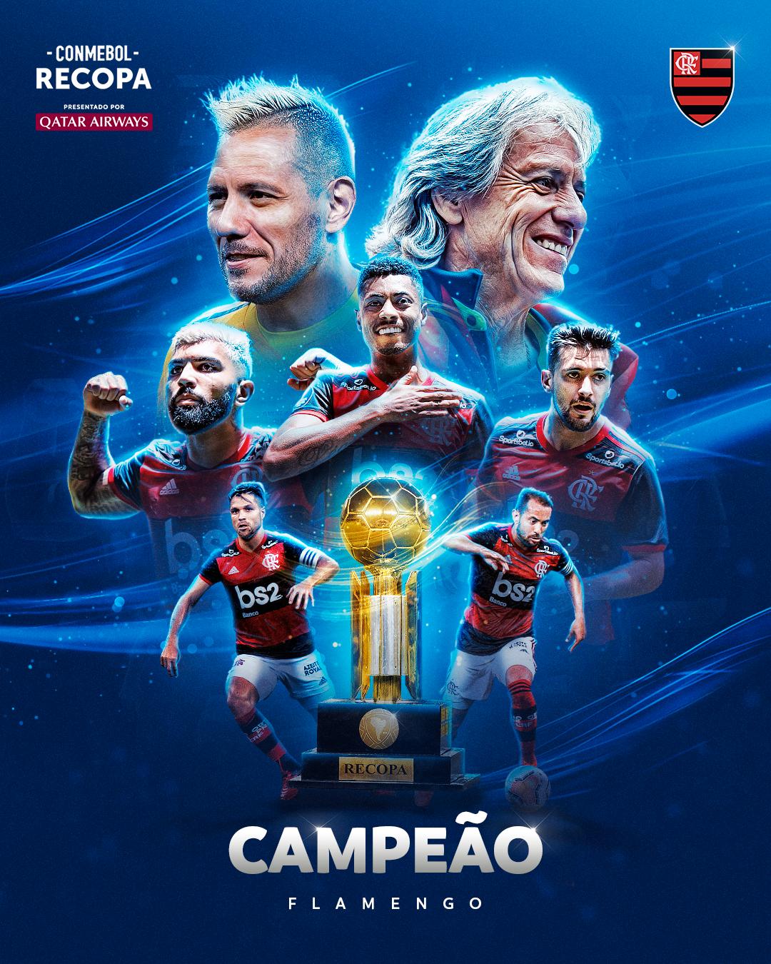Recopa - Flamengo