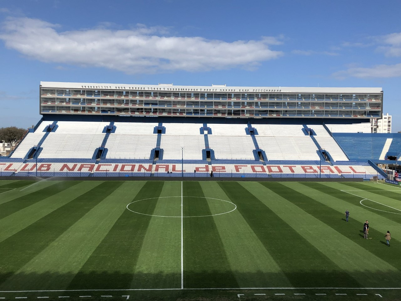 Nacional Stadium