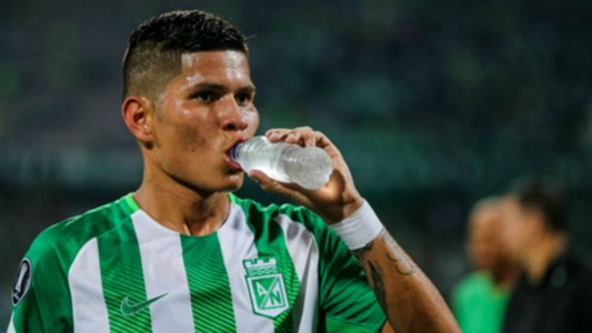 Jorman Campuzano Boca Juniors Copa Libertadores 2019 Atlético Nacional