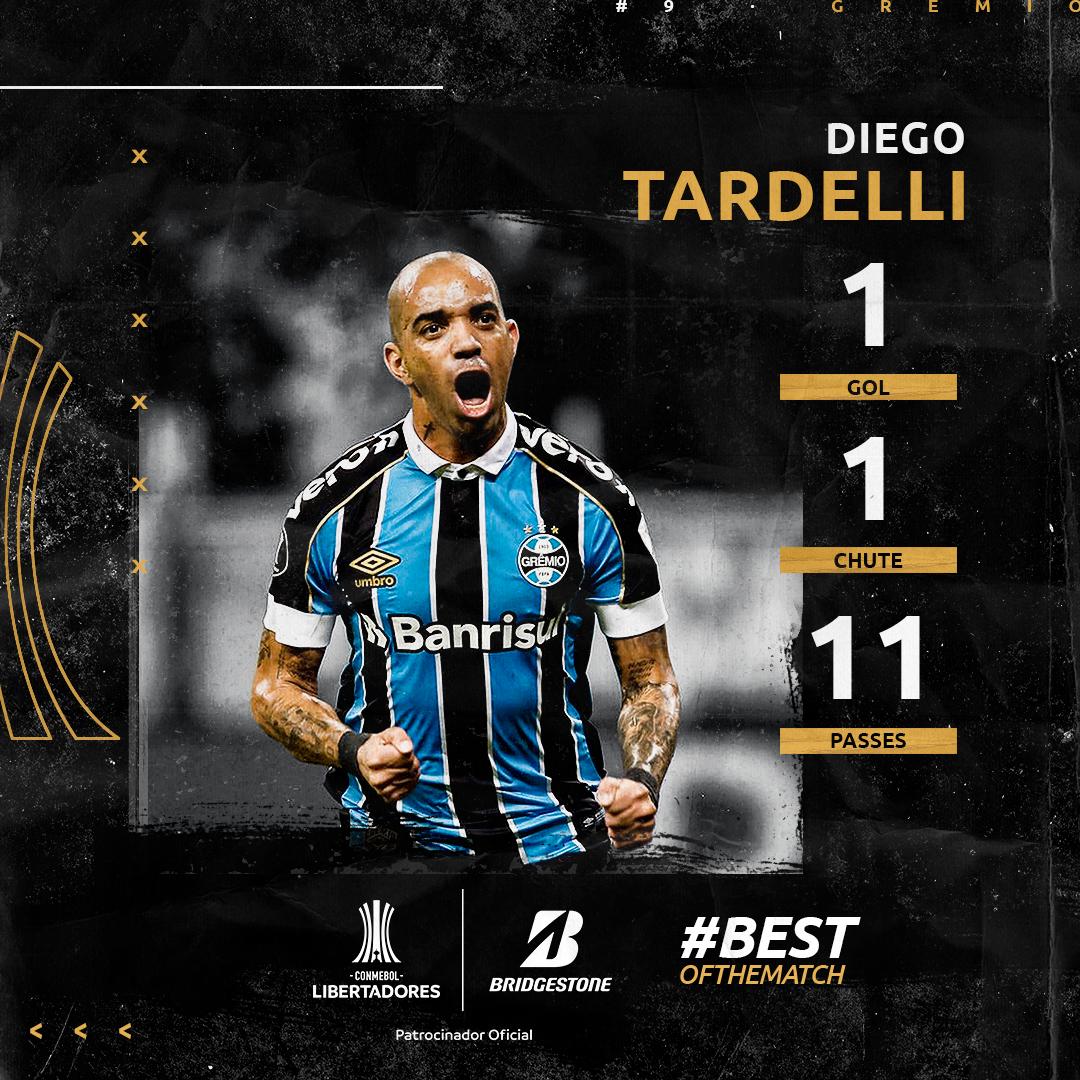 Tardelli - Grêmio - #Best